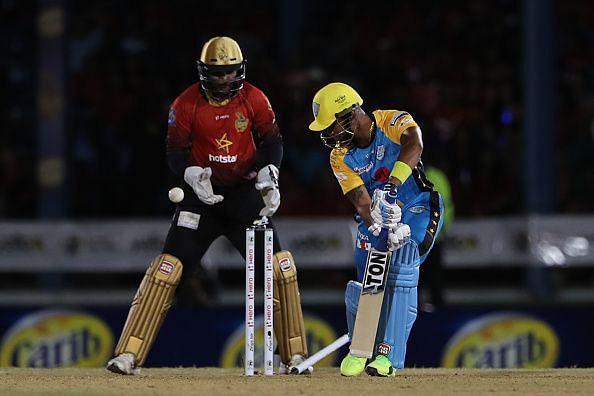 Trinbago Knight Riders v St Lucia Stars - 2018 Hero Caribbean Premier League (CPL) Tournament
