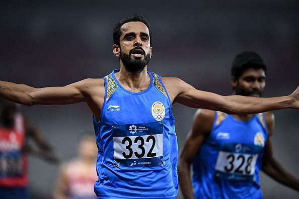 Asian Games - Day 10