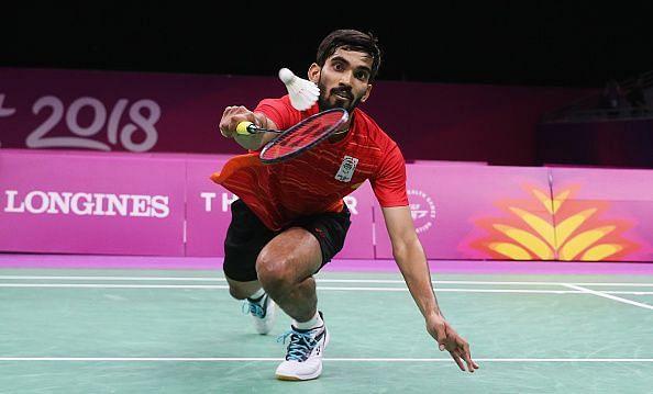 Badminton - Commonwealth Games Day 9