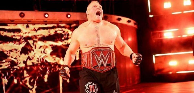 Brock Lesnar,