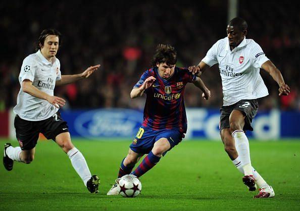 Barcelona v Arsenal - UEFA Champions League