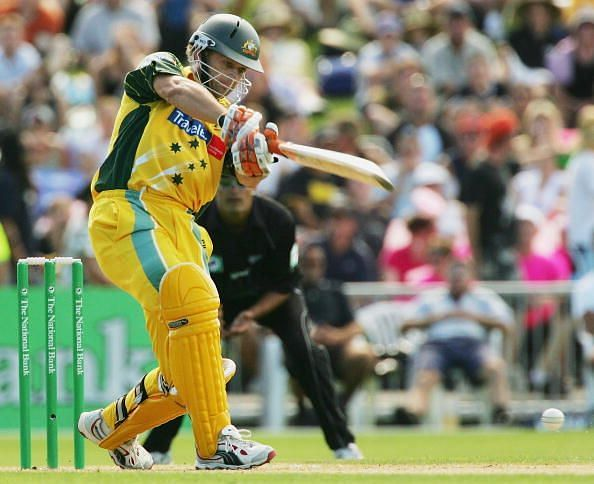 Cricket - 5th ODI - New Zealand v Australia