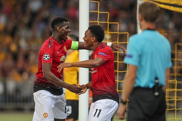 Young Boys 0 3 Manchester United 5 Talking Points