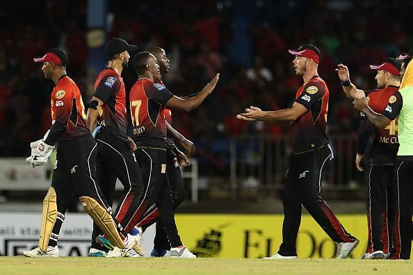 Trinbago Knight Riders aim to seal top two