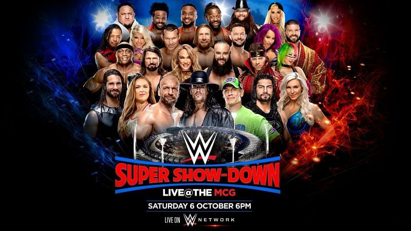 Super Show-Down is just a few weeks away