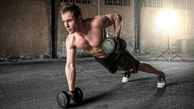 Workouts with the right intentions can be benefial to maintain health
