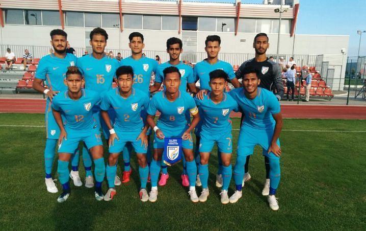 Indian Under-19 football team