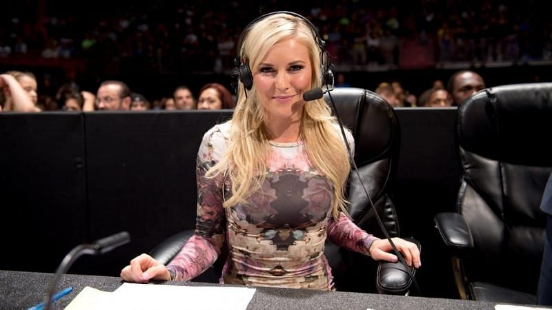 Renee Young is the latest addition to the Raw commentary team