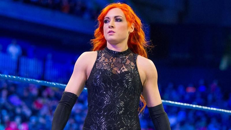 Has Becky really become an afterthought?