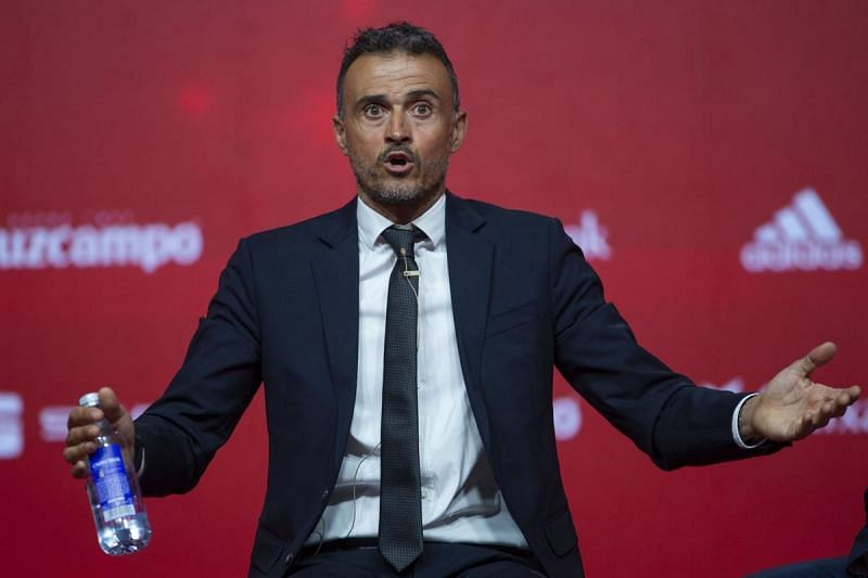 Enrique's tactics will be markedly different from former managers'