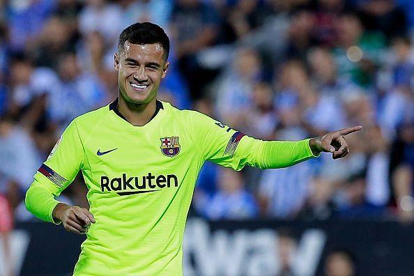 CD Leganes v FC Barcelona - La Liga