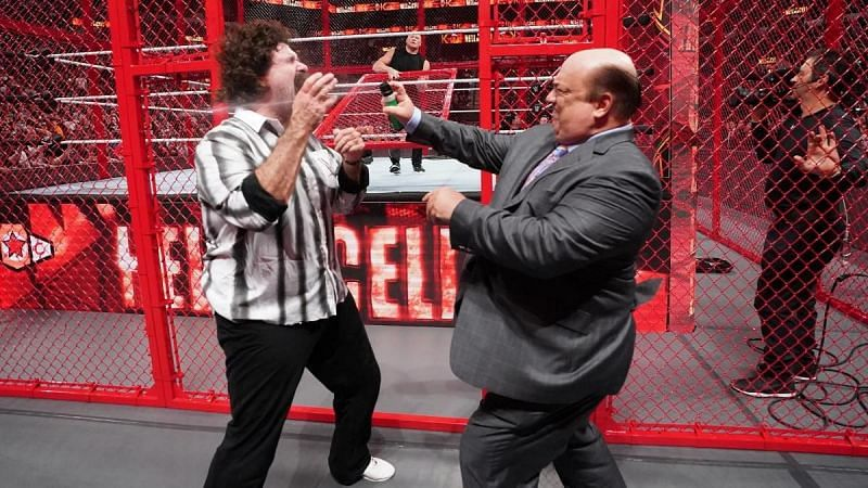 Jim Ross did not care for the HIAC main event finish