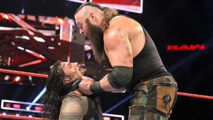 Braun Strowman and Roman Reigns are set to do battle at Hell in a Cell 2018