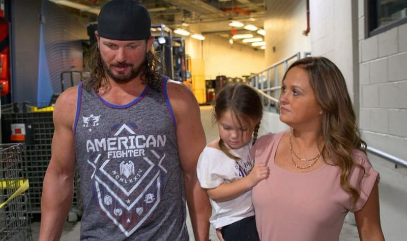 Things have become personal between AJ Styles and Samoa Joe