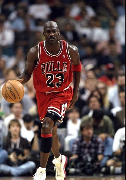 Michael Jordan, during his time, has dominated the NBA like no other.