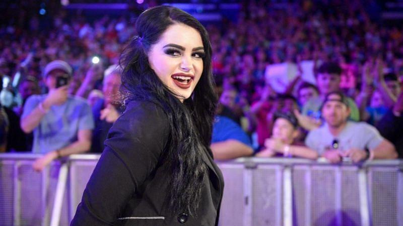 WWE Superstar Paige