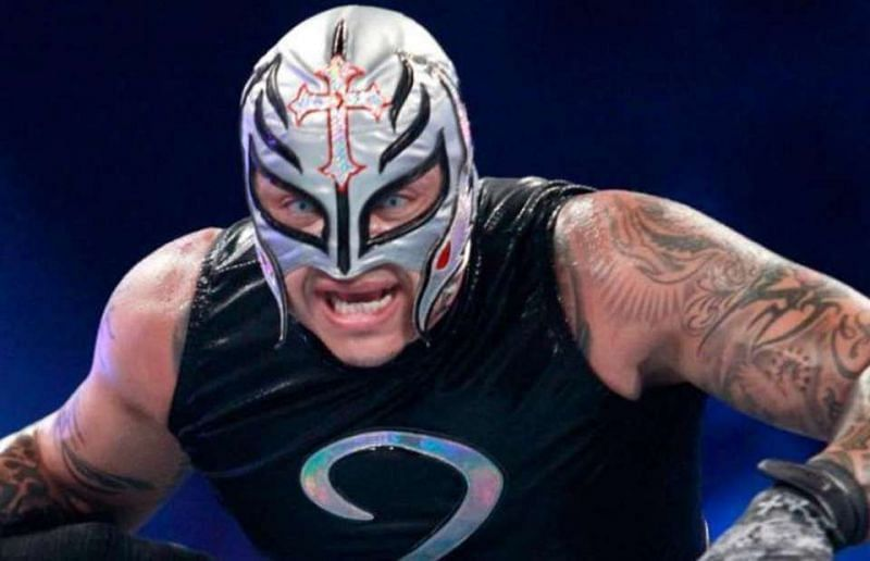 Could Mysterio be the man to dethrone AJ Styles?