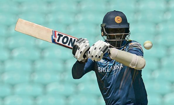 *Angelo Mathews will be keen to keep his team alive in Asia Cup 2018