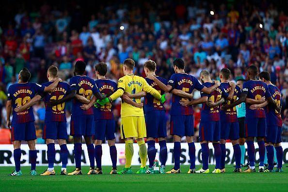Barcelona v Real Betis - La Liga