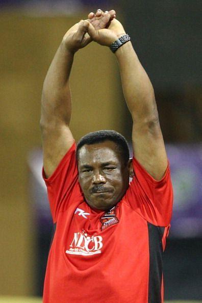 Guyana Amazon Warriors v Trinidad &Tobago Red Steel - CPL 2013