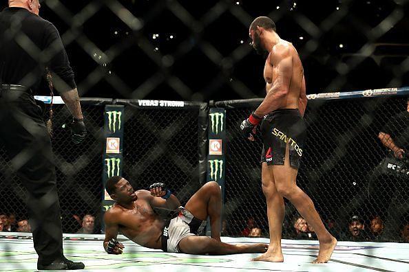UFC 227 Dillashaw v Garbrandt 2