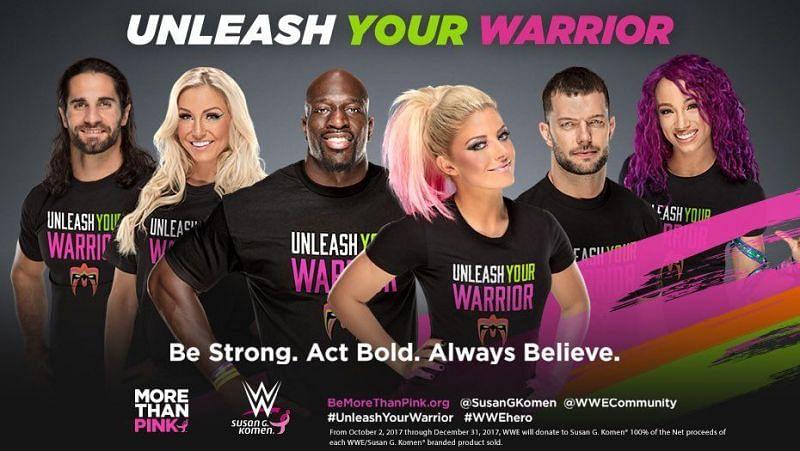 Unleash your warrior