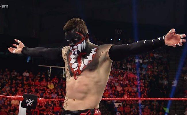 Finn Balor has set his sights on The Undertaker