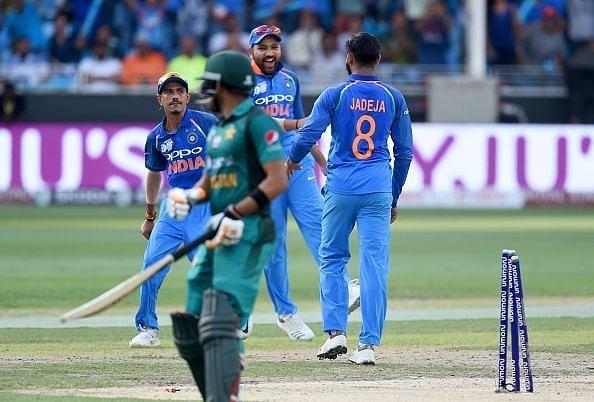 भारत ने पाकिस्तान को 9 विकेटसे बुरी तरह हरा दिया