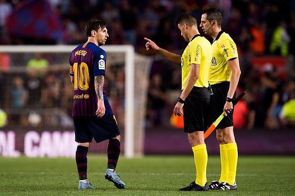 FC Barcelona v Girona FC - La Liga
