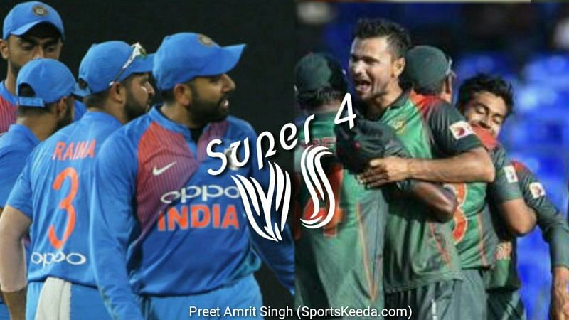 India vs Bangladesh : Asia Cup 2018
