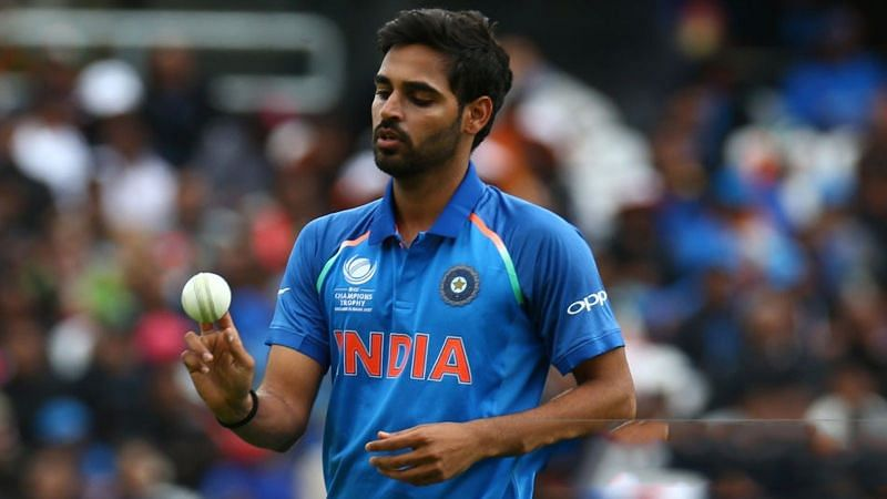 Is Bhuvneshwar Kumar overrated in ODI matches as a bowler?