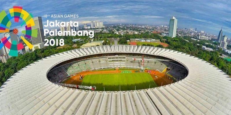 Gelora Bung Karno Main Stadium, Jakarta, Indonesia