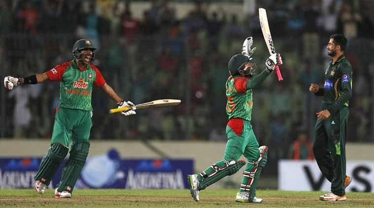 Bangladesh has whitewashed Pakistan in ODI Series in 2015