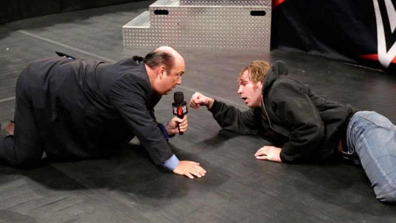 Could Dean Ambrose make a deal with the devil