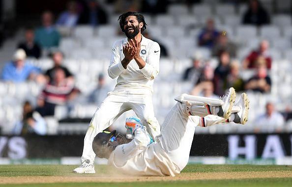 Spinning all-rounder for India: Ravindra Jadeja