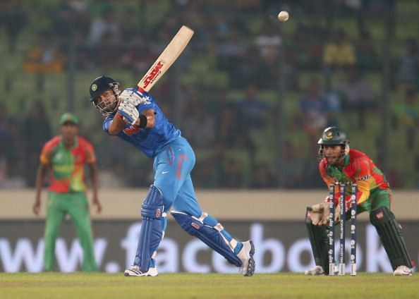 Bangladesh v India - ICC World Twenty20 Bangladesh 2014