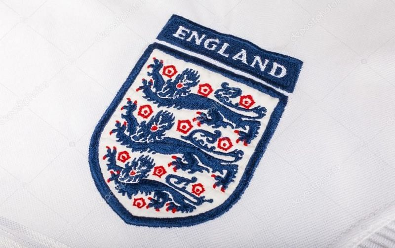 Image result for England Three Lions football