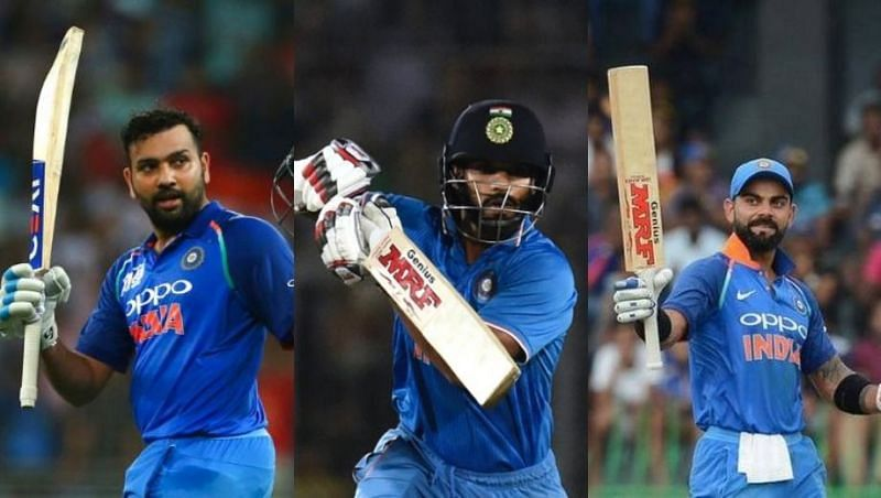 3 pillars of Indian ODI team