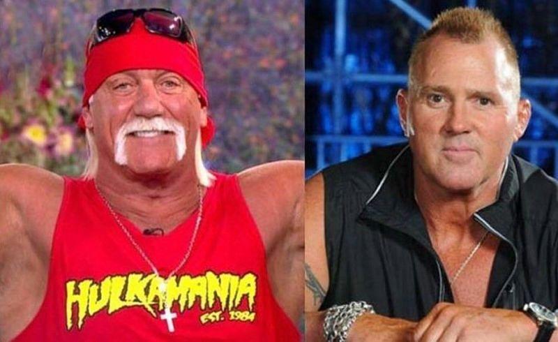 WWE veterans Hulk Hogan and Brutus