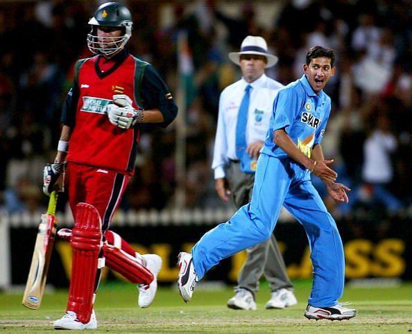 Cricket - ODI , India v Zimbabwe
