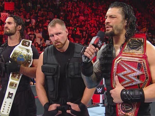 Dean Ambrose heel turn