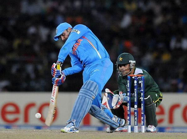 Pakistan v India - ICC World Twenty20 2012: Super Eights Group 2