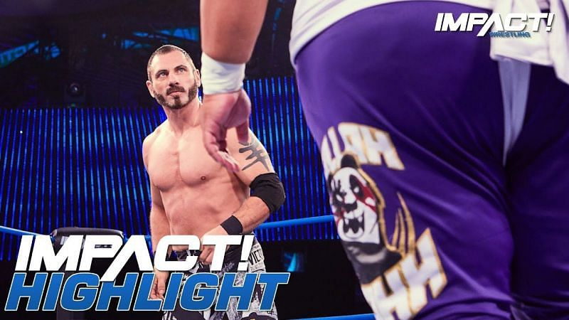 Aries defends his Impact World Title in the main event