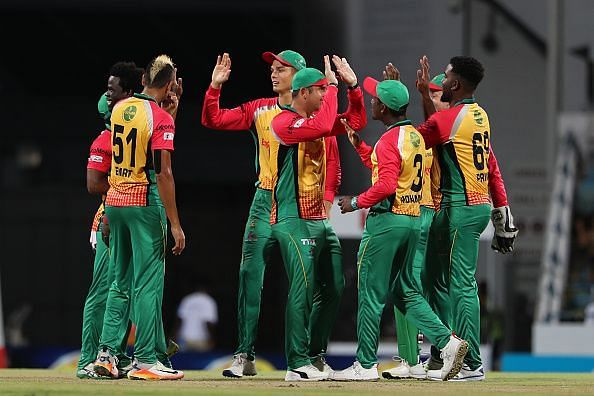 Guyana Amazon Warriors will aim to seal top two berths with a win against the Tallawahs