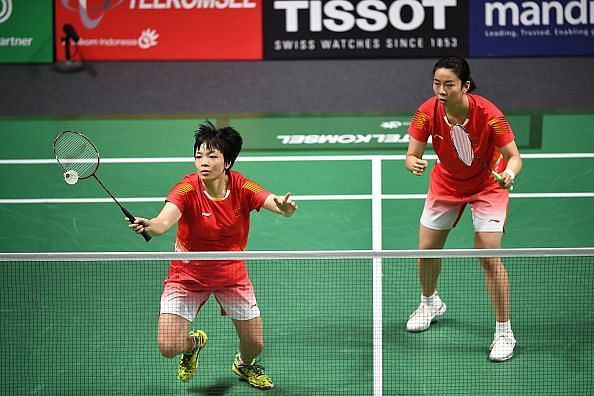 Asian Games - Day 4