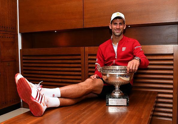 2016 French Open - Day Fifteen