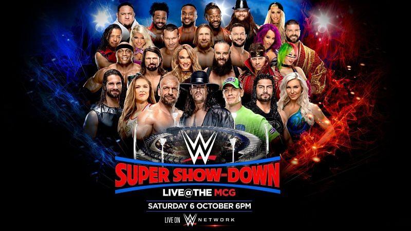 Super Show-Down in Australia