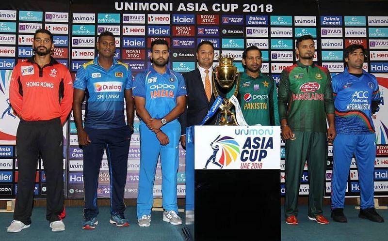 *Asia Cup Preview