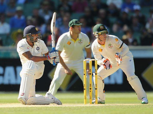 Australia v India: 3rd Test - Day 2