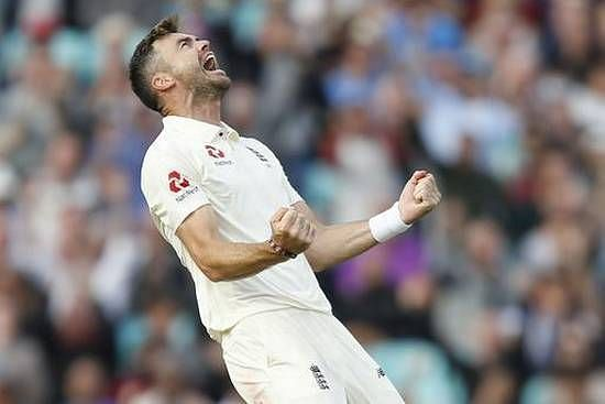 James Anderson is unarguable the best pace bowler of the present generation